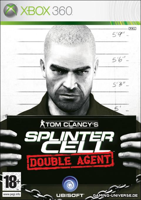 Baixar Splinter Cell Double Agent XBOX360 xbox 360 ano 2006 acao